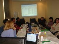 Grupo Ad Hoc de Asuntos de Cuarentena Vegetal, sede del SENASA, Argentina (21 al 25/07/08)