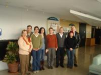 Grupo Ad Hoc - CMF en Montevideo (11 al 15/08/08)