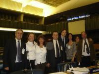Delegación Argentina a la III CMF
