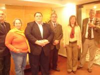 Reunión del LXII Cómite Directivo del COSAVE, en Santiago de Chile (Septiembre 2008)