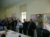 Brindando por los 20 años del COSAVE ( 9 de marzo del 2009)
